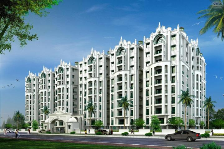 Project Image of 1210.0 - 2140.0 Sq.ft 2 BHK Apartment for buy in Aditya Empress Heights