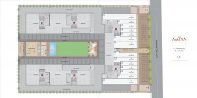 Project Image of 641.0 - 1470.0 Sq.ft 2 BHK Apartment for buy in Kavisha Amara