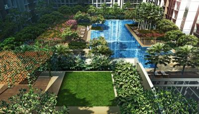 Gallery Cover Image of 1250 Sq.ft 2 BHK Independent Floor for buy in Sheth Vasant Oasis, Andheri East for 22500000