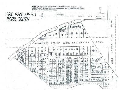 Project Image of 531 - 1800 Sq.ft Residential Plot Plot for buy in Sri Aero Park