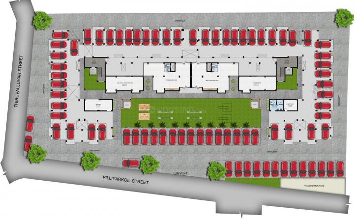 Project Image of 1108.0 - 1341.0 Sq.ft 2 BHK Apartment for buy in Ruby Ananta