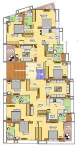 Project Image of 2250 - 2745 Sq.ft 3 BHK Apartment for buy in Santerian Glory