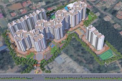 Gallery Cover Image of 1536 Sq.ft 3 BHK Apartment for buy in Durga Petals, Kartik Nagar for 12700000