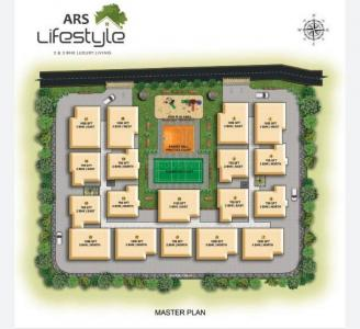 Gallery Cover Image of 755 Sq.ft 2 BHK Independent Floor for buy in ARS Properties Lifestyle, HSR Layout for 4200000