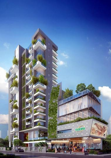 Project Image of 3350.0 - 3800.0 Sq.ft 4 BHK Apartment for buy in Orbit Ekam