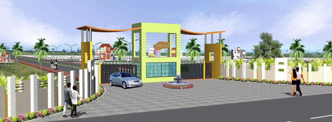 Project Image of 1200.0 - 3000.0 Sq.ft Residential Plot Plot for buy in Blue Smilee Views