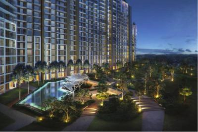 Project Image of 1296.0 - 7410.0 Sq.ft 2 BHK Apartment for buy in Indiabulls One Indiabulls