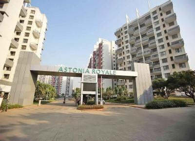 Project Image of 835 - 847 Sq.ft 3 BHK Apartment for buy in Amit Astonia Royale Phase III P Building