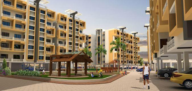 Project Image of 1050.02 - 1250.01 Sq.ft 2 BHK Apartment for buy in Paras Enclave