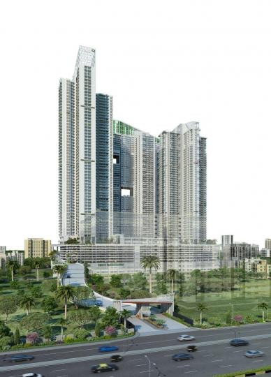 Project Image of 911.0 - 1301.0 Sq.ft 3 BHK Apartment for buy in The BLISS Collection