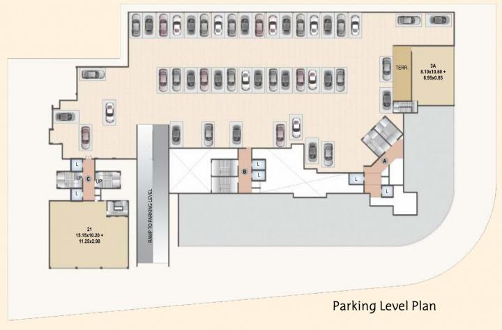Project Image of 497.4 - 591.37 Sq.ft 2 BHK Apartment for buy in Siddhivinayak Utopia C Wing