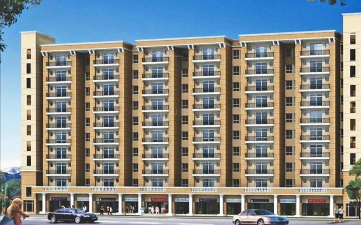 Project Image of 535.0 - 924.0 Sq.ft 1 BHK Apartment for buy in Omaxe Europia