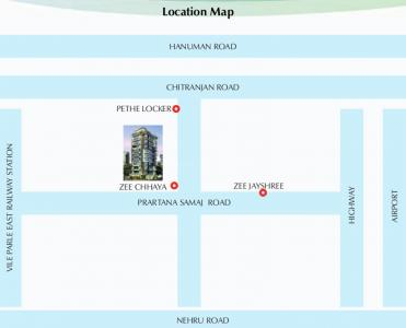 Project Image of 652.94 - 812.9 Sq.ft 2 BHK Apartment for buy in Zee Chhaya