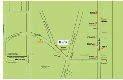 Gallery Cover Image of 3230 Sq.ft 4 BHK Apartment for rent in Mantri Flora, HSR Layout for 52000
