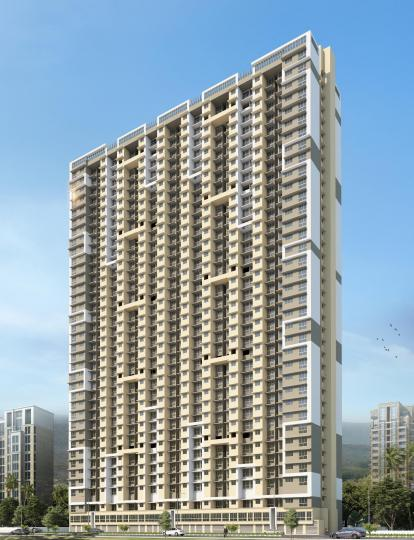 Project Image of 368.02 - 582.97 Sq.ft 1 BHK Apartment for buy in Chandak Next Wing B