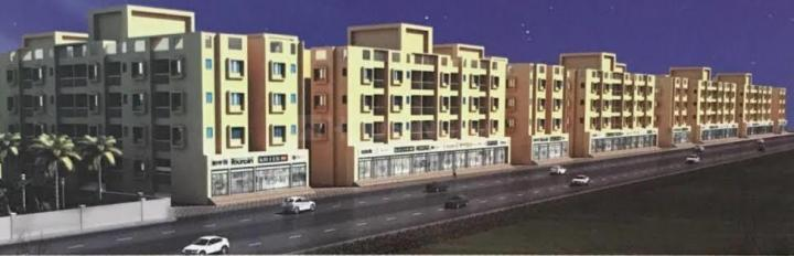 Project Image of 539.0 - 726.0 Sq.ft 1 BHK Apartment for buy in Bhav Residency