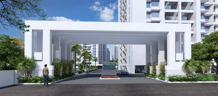 Project Image of 1008.0 - 1021.0 Sq.ft 3 BHK Apartment for buy in Pebbles -II