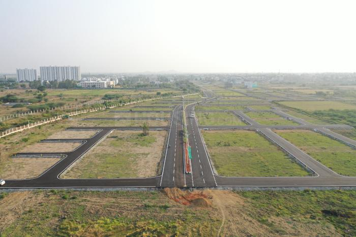 Project Image of 560.0 - 2400.0 Sq.ft Residential Plot Plot for buy in TVH Titanium City
