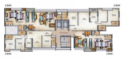 सिग्मा एमराल्ड में खरीदने के लिए 733.0 - 1142.0 Sq.ft 2 BHK अपार्टमेंट प्रोजेक्ट  की तस्वीर