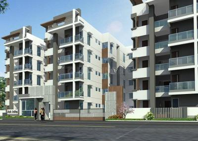 Gallery Cover Image of 1650 Sq.ft 3 BHK Apartment for rent in Ark Cloud City, Kadugodi for 30000