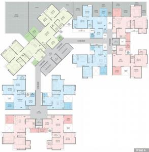 Project Image of 549.0 - 786.0 Sq.ft 2 BHK Apartment for buy in Gini Constructions Belvista Phase I