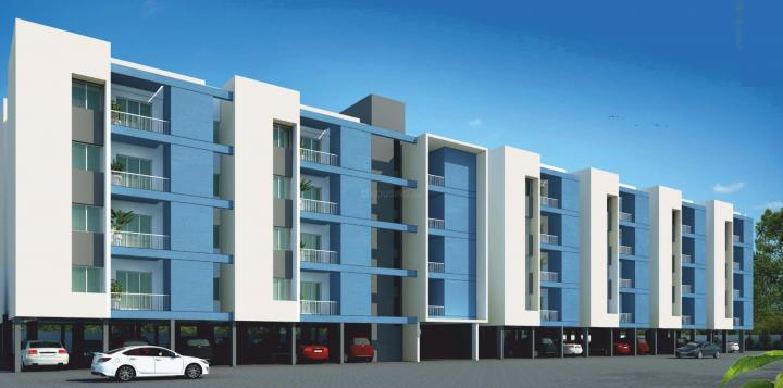 Project Image of 652.0 - 2960.0 Sq.ft 1 BHK Apartment for buy in Casagrand Verdant