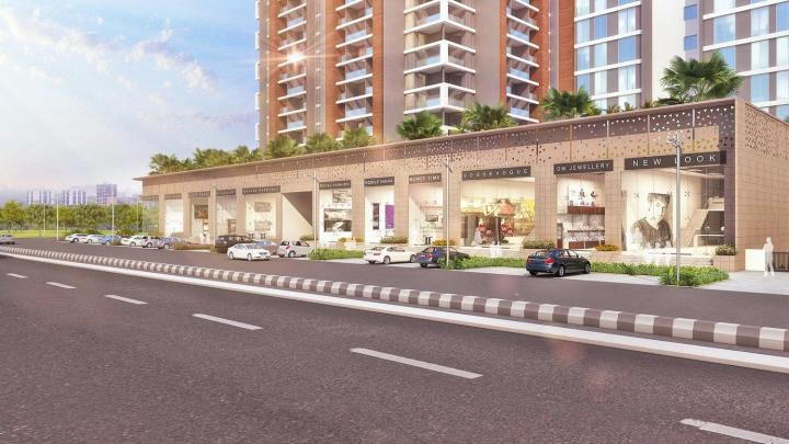 Project Image of 357.0 - 642.0 Sq.ft 1 BHK Apartment for buy in Wadhwani Sai Paradise