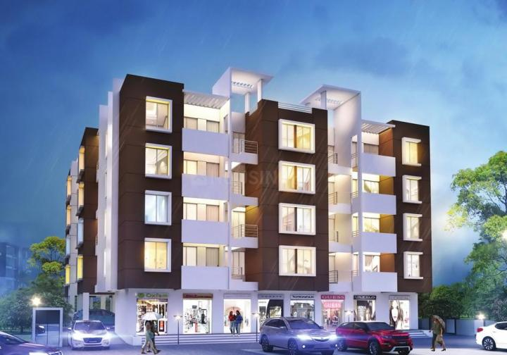 Project Image of 144.67 - 540.67 Sq.ft 1 RK Apartment for buy in Platinum Bliss
