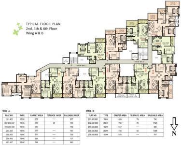 Raviraj Ozone Apartments