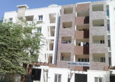 Gallery Cover Image of 1235 Sq.ft 3 BHK Apartment for rent in Sraddha Palmera, Kadubeesanahalli for 30000