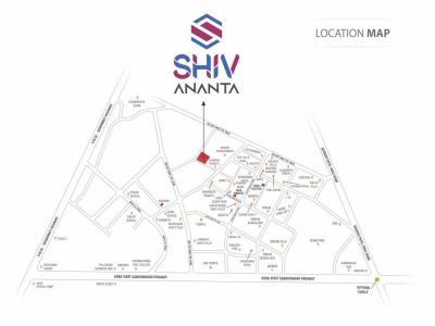 Project Image of 0 - 831.94 Sq.ft 3 BHK Apartment for buy in Shiv Ananta