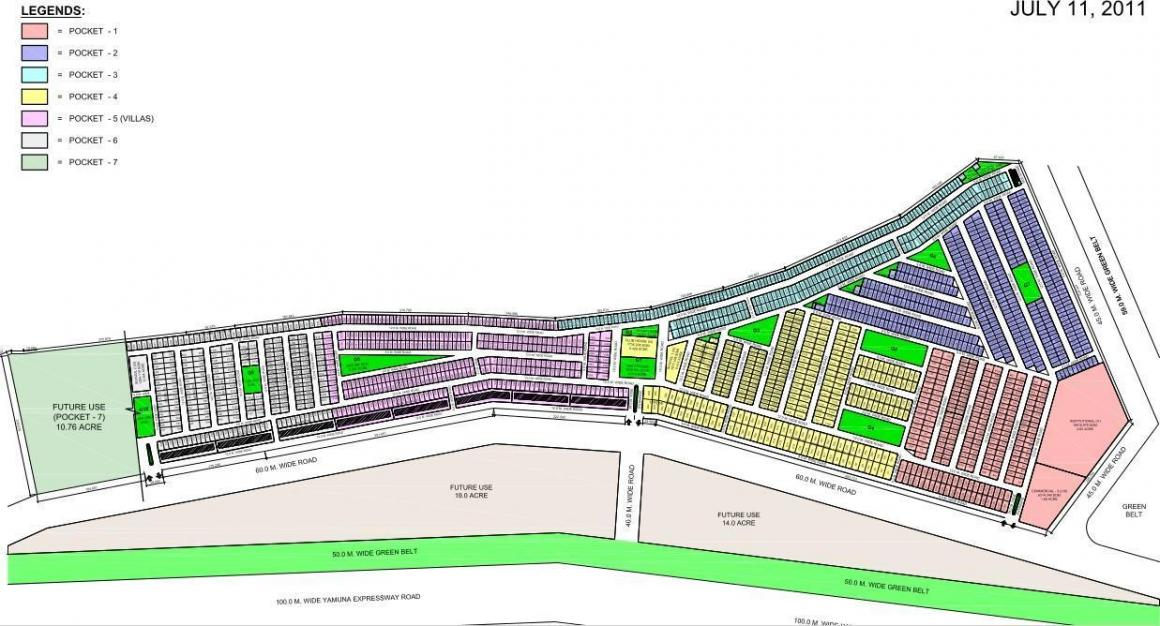 Project Image of 981.0 - 1800.0 Sq.ft Residential Plot Plot for buy in SDS NRI Township Plots
