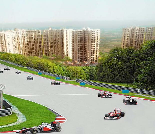 Project Image of 625.0 - 1295.0 Sq.ft 1 BHK Apartment for buy in Supertech Grand Circuit