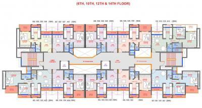 शशिकला एनक्लेव में खरीदने के लिए 475.0 - 695.0 Sq.ft 1 BHK अपार्टमेंट प्रोजेक्ट  की तस्वीर