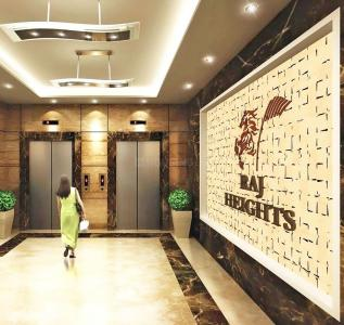 Project Image of 405.0 - 608.05 Sq.ft 1 BHK Apartment for buy in Alamdar Raj Heights