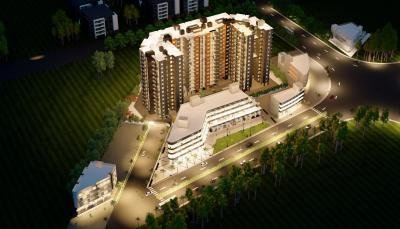 Project Image of 624.74 - 786.73 Sq.ft 2 BHK Apartment for buy in 24 Sunshine Towers