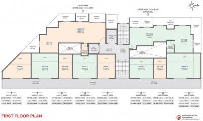 वेददंत गणेश बेला मोंटाना में खरीदने के लिए 485.13 - 672.64 Sq.ft 2 BHK अपार्टमेंट प्रोजेक्ट  की तस्वीर