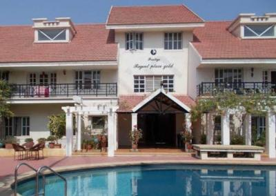 Gallery Cover Image of 2800 Sq.ft 4 BHK Villa for rent in Prestige Regent Place, Brookefield for 48000