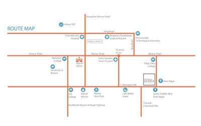 Project Image of 1201.0 - 2713.0 Sq.ft Residential Plot Plot for buy in Sobha Estate