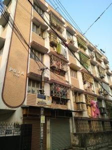 Gallery Cover Image of 800 Sq.ft 1 BHK Apartment for rent in Dum Dum for 7000