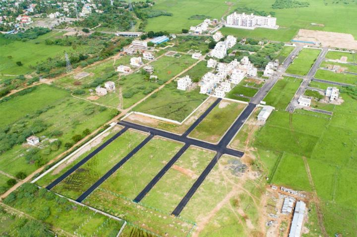 Project Image of 700.0 - 2518.0 Sq.ft Residential Plot Plot for buy in Jones Tellus Avenue Phase 2