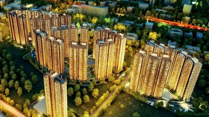 Project Image of 595.0 - 1225.0 Sq.ft 1 BHK Apartment for buy in Supertech Azalia