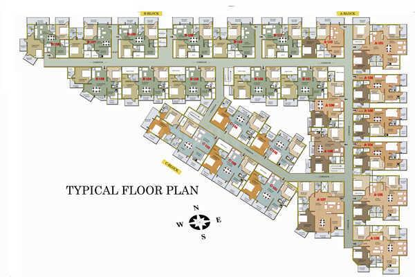 Project Image of 937.0 - 1800.0 Sq.ft 2 BHK Apartment for buy in Velpula Pride