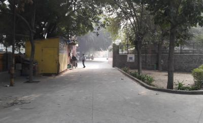 Project Images Image of Inner Courtyard in Sector 9 Dwarka