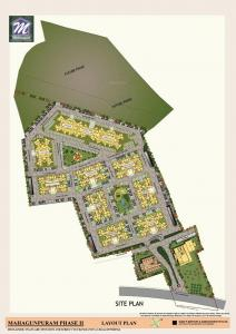 Project Image of 570.0 - 1290.0 Sq.ft 1 BHK Apartment for buy in Mahagun Mahagunpuram II