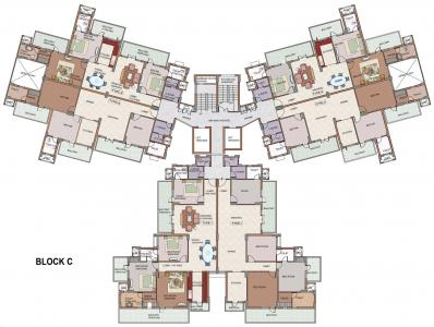 Project Image of 1250.0 - 2270.0 Sq.ft 2 BHK Apartment for buy in KST Whispering Heights