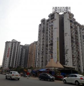 Gallery Cover Image of 1075 Sq.ft 1 BHK Apartment for rent in Amrapali Zodiac, Sector 120 for 11000