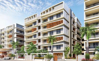 Gallery Cover Image of 2095 Sq.ft 3 BHK Apartment for rent in Kokapet for 12000