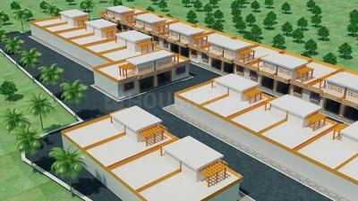 Project Image of 0 - 320 Sq.ft 1 BHK Villa for buy in Basera Homes