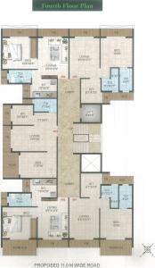 श्री वारी श्री साई अमरूत में खरीदने के लिए 233.0 - 304.0 Sq.ft 1 BHK अपार्टमेंट प्रोजेक्ट  की तस्वीर